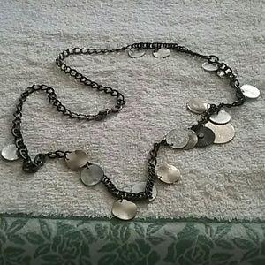 Vintage Ann Taylor women's long necklace.